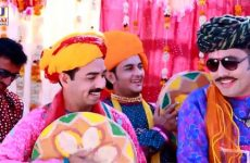 Rajasthani Traditional Holi Song